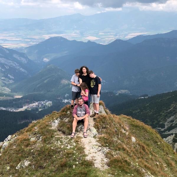 הר צופוק הרי הטטרה רכבל