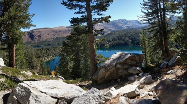 פארקים במערב ארצות הברית