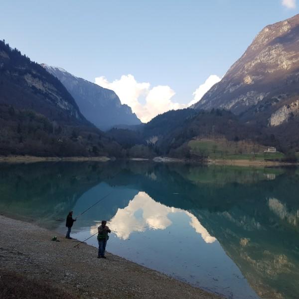 אגם טנו בצפון איטליה