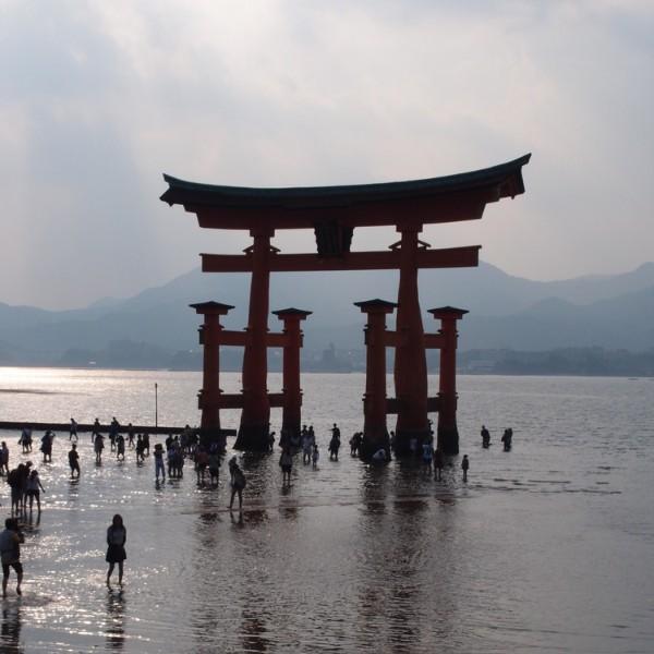 איצוקושימה הירושימה יפן