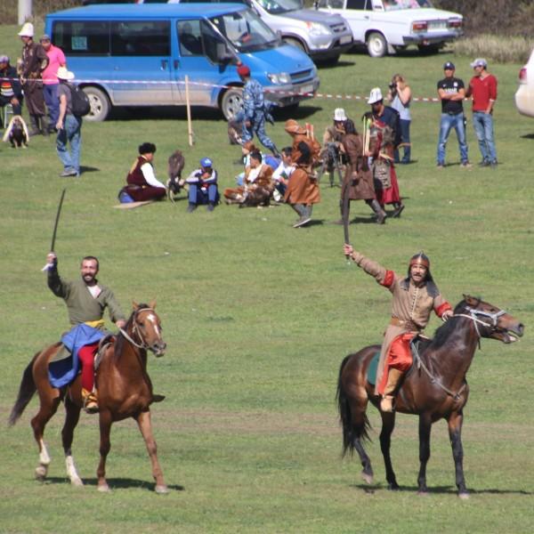 המשחקים הבין לאומיים לשבטים נוודים world nomad games