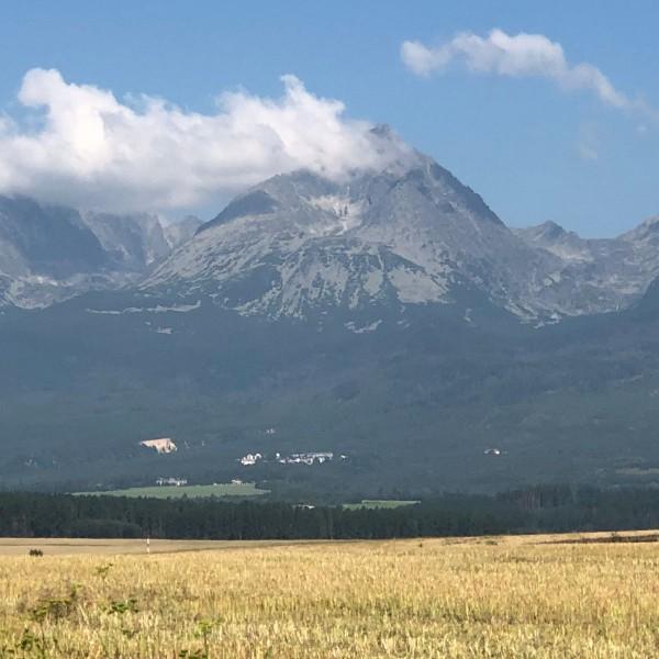 הרי הטטרה הגבוהים בסלובקיה