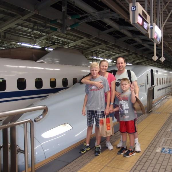טיולי משפחות ליפן