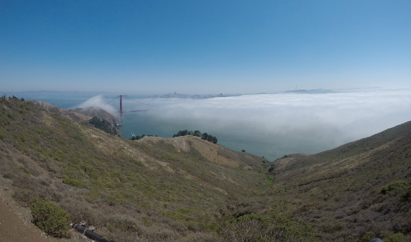 טיול בסן פרנסיסקו