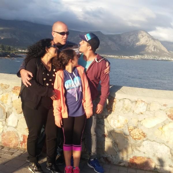 טיול עם ילדים בגארדן רות דרום אפריקה