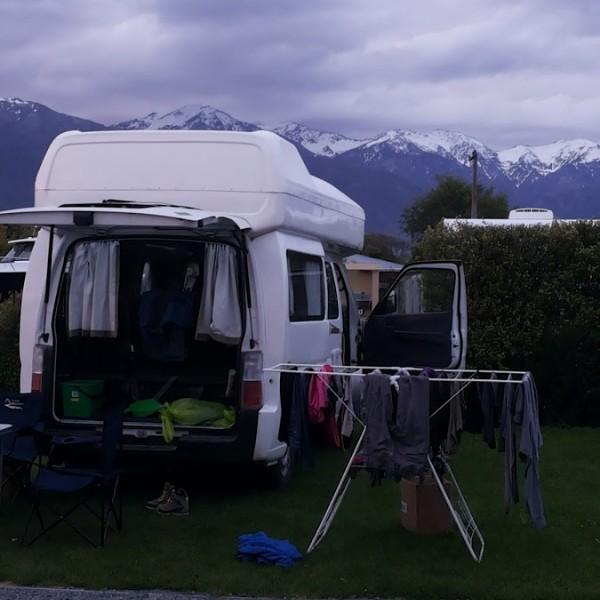 מסלול טיול בניו זילנד אי דרומי