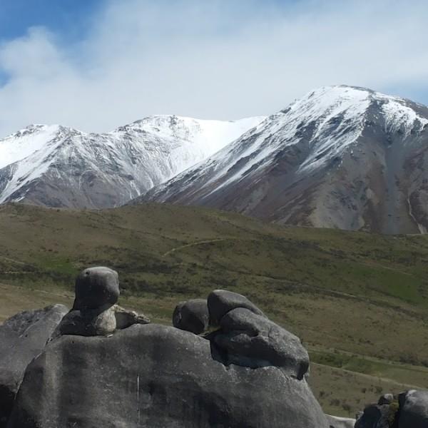 מסלול טיול בניו זילנד