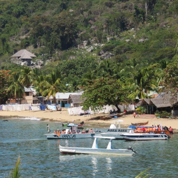 עלויות של טיול עם ילדים במדגסקר