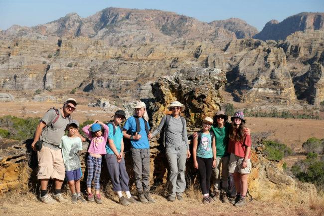 פארק לאומי איסלו מדגסקר