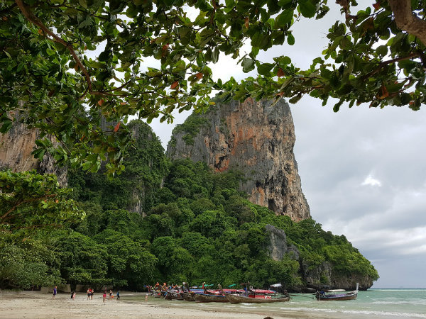 Railay Beach תאילנד