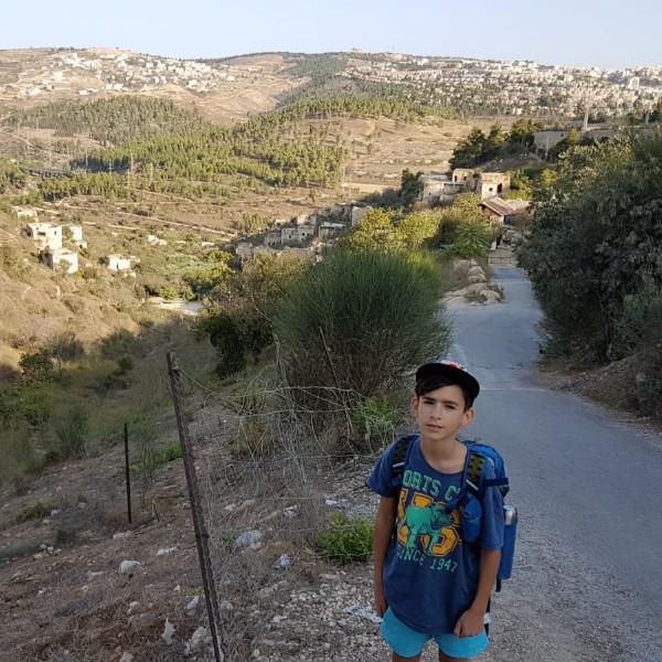 ליפתא על שביל ירושלים