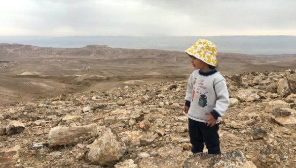 מסלול-למשפחות-במדבר-יהודה