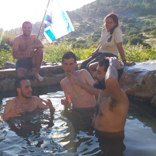 שביל ישראל בהרי ירושלים