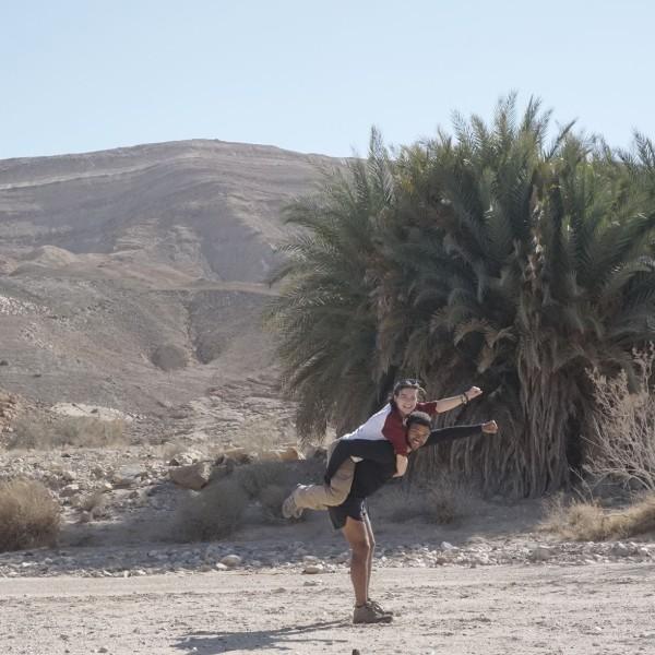 שביל ישראל מכתש רמון