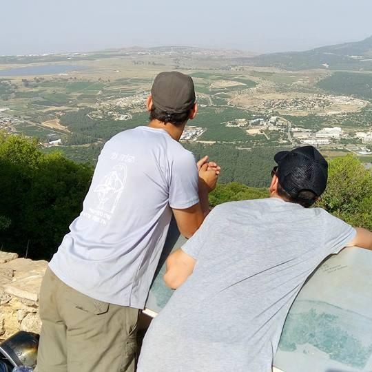 שביל פסגה הר מירון