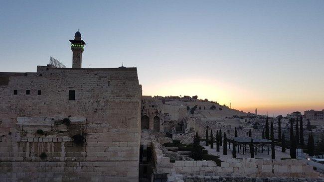 העיר העתיקה שבילך ירושלים