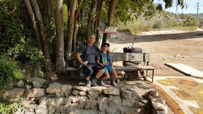 טיול על שביל ירושלים