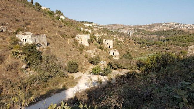 ליפתא שביל ירושלים